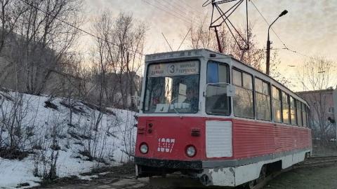 Из-за обрыва проводов в Саратове остановились трамваи №3