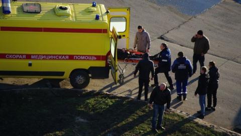 Молодой мужчина попал в больницу после ДТП
