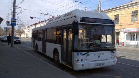Дополнительные автобусы выпустили на линии Саратова