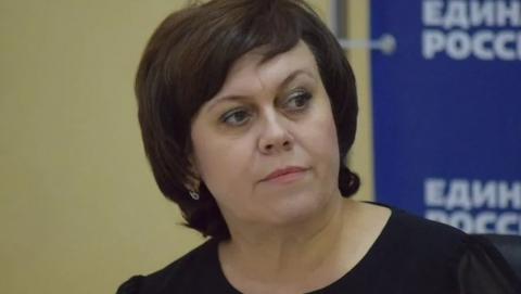 Валентина Гречушкина освобождена от должности