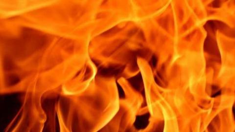 Ночью у саратовцев сгорел холодильник
