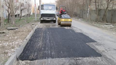 КВС: восстановление асфальтового покрытия объектов зимних вскрышных работ завершено досрочно