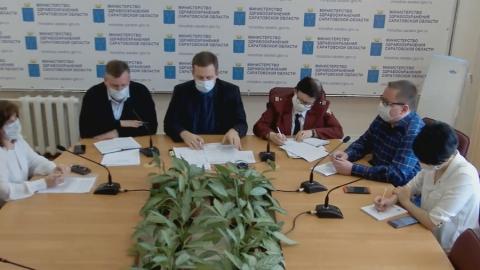 В Татищевском районе медработник заразился коронавирусом
