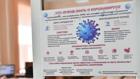 В Саратовской области провели 6,8 тысячи тестов на коронавирус