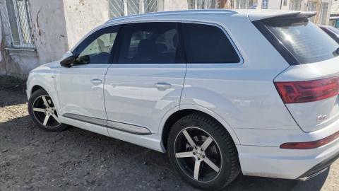 Житель области на Audi Q7 накопил 600 неоплаченных штрафов