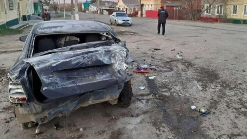 28-летний житель Аткарска насмерть разбился ночью