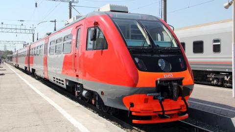 Отменена остановка поездов в Ершове