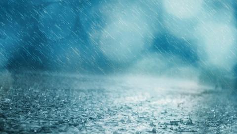 Дождь закончится к завтрашней ночи