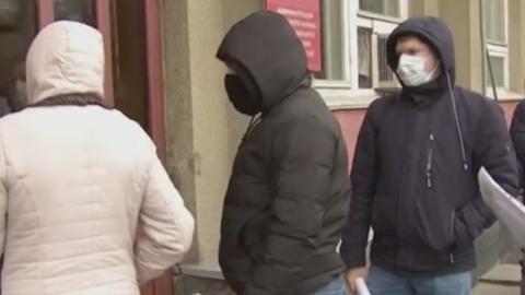 В первый день нарушителей пропускного режима не штрафовали