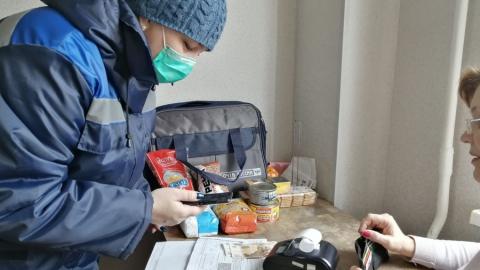 В Саратовской области растет прием платежей на дому почтальонами