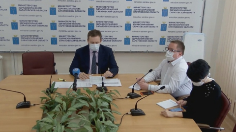 Восемь детей в Саратовской области заразились коронавирусом