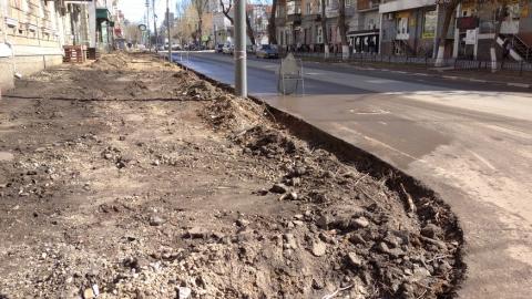 В центре Саратова деревья уничтожают кварталами