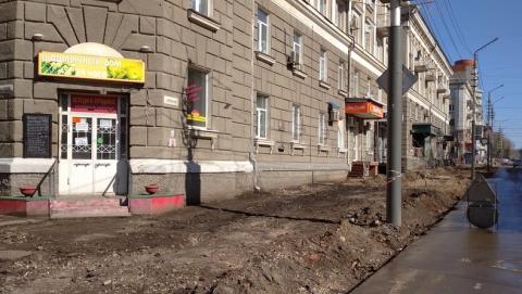 «Зеленая комиссия» не давала разрешения на «зачистку» улицы Вольской