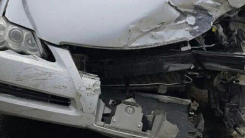 Два человека пострадали из-за превысившей скорость иномарки