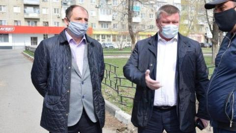 Главу Заводского района сняли за плохой ремонт тротуаров