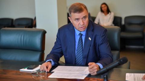 «Единая Россия» приостановила членство саратовского экс-министра транспорта