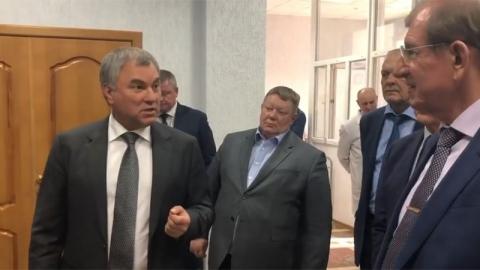 Вячеслав Володин добился возобновления производства холодильников «Саратов»