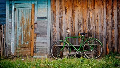 Престарелого велосипедиста пришлось госпитализировать после ДТП