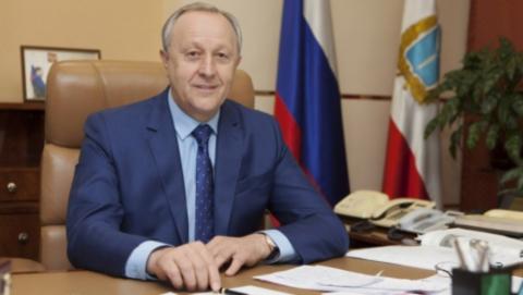 Валерий Радаев стал лучшим губернатором по коммуникациям