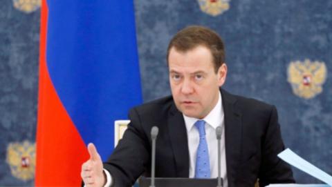 Медведев предложил членам «Единой России» пожертвовать зарплаты на борьбу с коронавирусом