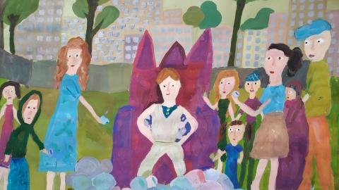 Юные саратовские художники стали победителями международного конкурса в Японии