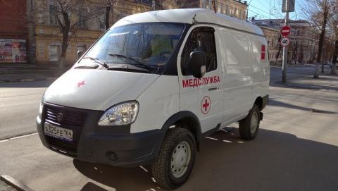 В Саратовской области 236 машин «скорой помощи» готовы возить коронавирусных больных