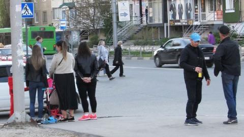 Первомай саратовцы встретили на улицах