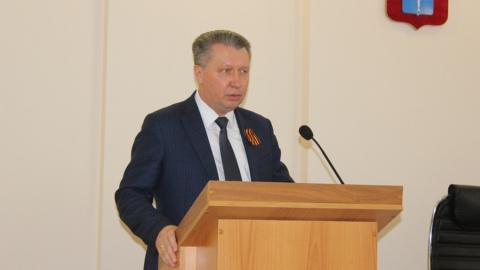 Энгельсский район возглавил Алексей Стрельников