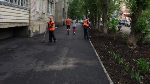 Панков призвал дорожников уделить особое внимание безопасности тротуаров