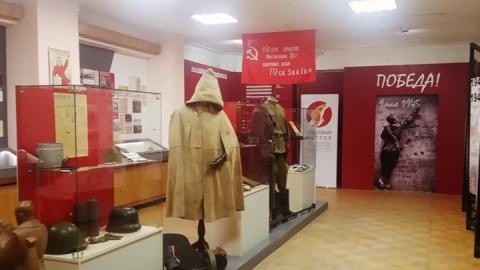 В Хвалынске открыта экспозиция к 75-летию Победы