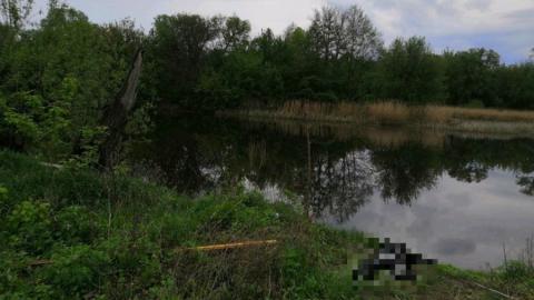 Селянин искал в реке рыбу, а нашёл труп