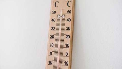 Ночью температура воздуха опустится до нуля