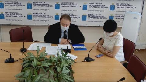 Почти сотня заболевших коронавирусом Саратовской области нуждаются в кислородной поддержке