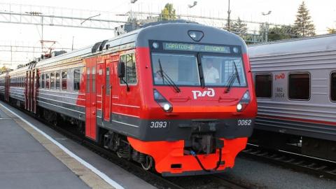 Отменяется часть саратовских пригородных поездов