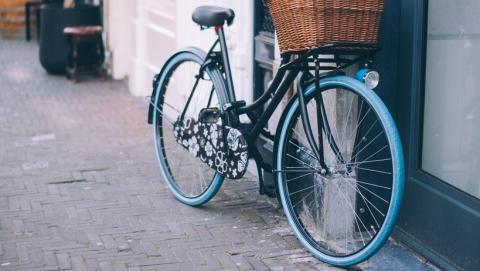 Балаковец украл и продал велосипед