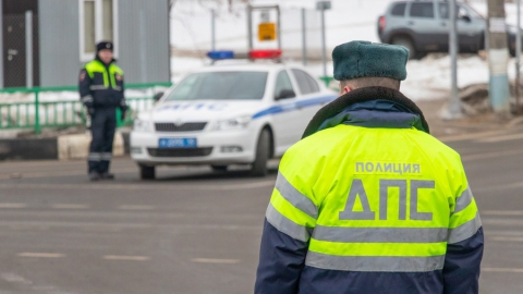 ГИБДД ловят пьяных водителей и нарушителей тонировки