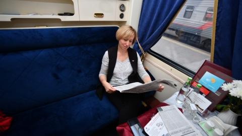 В саратовских поездах до 28 мая продлены коронавирусные ограничения