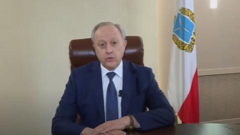 Валерий Радаев анонсировал открытие новой коронавирусной лаборатории | Видео