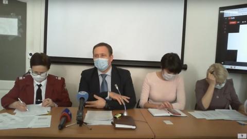 Растет число тяжелых больных с коронавирусом в Саратовской области