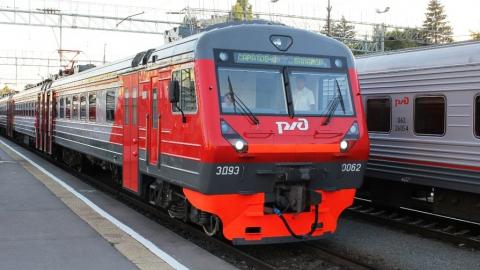 Между Балаково и Ершовом возобновлено движение электричек