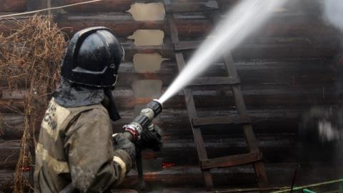 За прошедшую неделю в Саратовской области потушили 90 пожаров