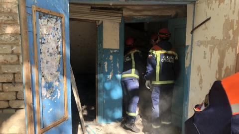 Вопрос о размещении эвакуированных из обрушившегося дома решится в ближайшие часы