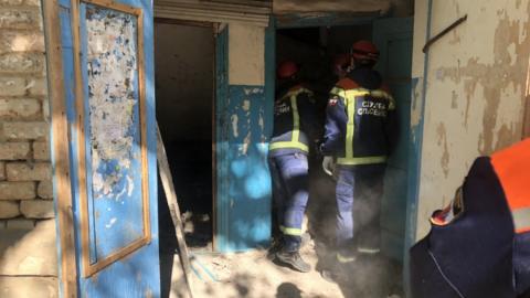 Эвакуированным из рухнувшего энгельсского подъезда дали крышу над головой