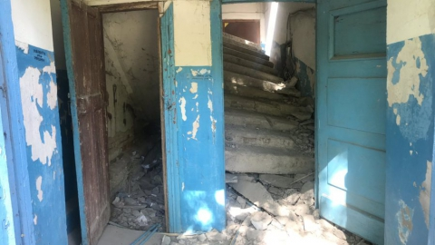 После обрушения в энгельсской многоэтажке возбуждено уголовное дело