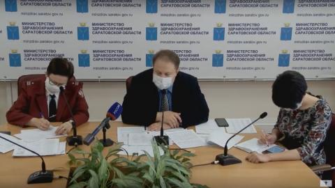 Более 60 жителей Саратовской области подключены к ИВЛ