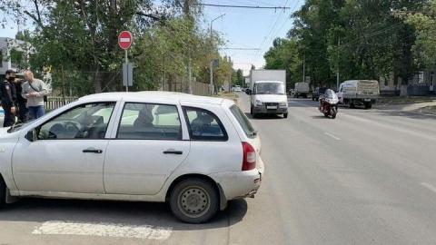 «Калина» сбила мальчика в Ленинском районе