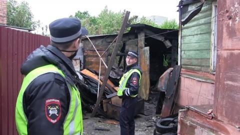 Полицейские спасли трех человек из огня | ВИДЕО
