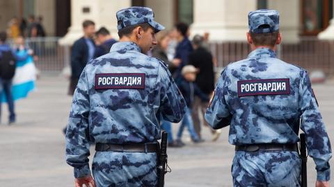 Росгвардейцы задержали скрывавшегося два месяца угонщика