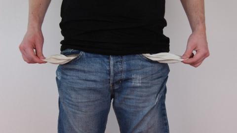Статистики зафиксировали долги по зарплате перед 537 саратовцами