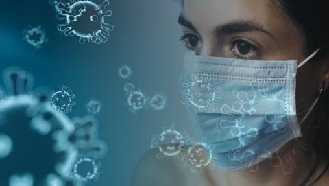 Заболеваемость коронавирусом в регионе опять упала